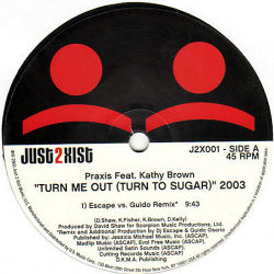 PRAXIS feat KATHY BROWN - Turn Me Out ( Turn To Sugar ) 2003