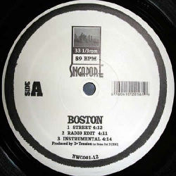 SINGAPORE feat BIG SHUG - Boston/Don't Touch/Weakest Link