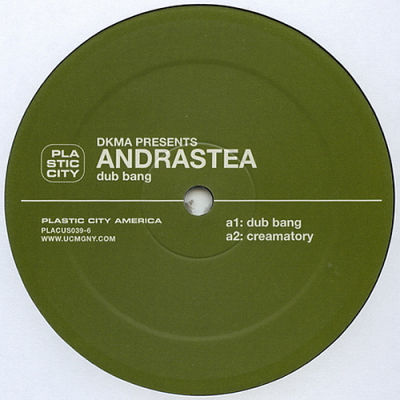 DKMA Presents Andrastea - Live Your Life EP