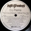 DJ PIERRE - The Countdown/What You Do