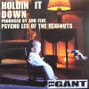 EL GANT - Holdin' It Down/Deliciosly Different