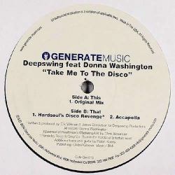 DEEP SWING feat DONNA WASHINGTON - Take Me To The Disco
