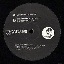 VARIOUS ARTISTES - Trouble 2
