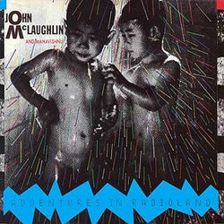 JOHN McLAUGHLIN & MAHAVISHNU - Adventures In Radioland