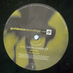 GREY - Solid Foundations EP