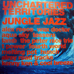 VARIOUS ARTISTES - Unchartered Territories Jungle Jazz