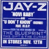 JAY-Z - Hovi Baby/You Don't Know Remix