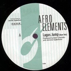 AFRO ELEMENTS - Lagos Jump