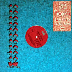 FRANKIE FELICIANO presents BOOGALU - A Place In The Sun/One Note Samba