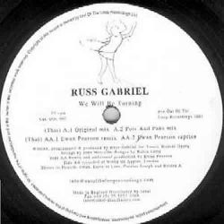 RUSS GABRIEL - We Will Be Turning