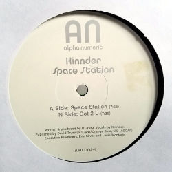 KINNDER - Space Station