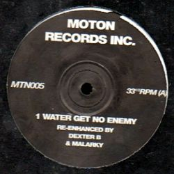 UNKNOWN - Water Get No Enemy