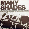 VARIOUS ARTISTES - Many Shades The Real House Sound Of Black Vinyl Records