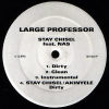 LARGE PROFESSOR feat NAS - Akinyele/Stay Chisel