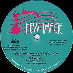 BRIAN KEITH - Touch Me ( Love Me Tonight )