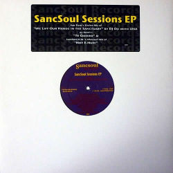 VARIOUS ARTISTES - Sancsoul Session EP