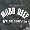 MOBB DEEP - Free Agents The Murda Mix Tape