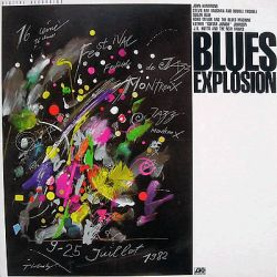 VARIOUS ARTISTES - Blues Explosion
