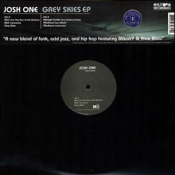 JOSH ONE - Grey Skies EP