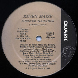 RAVEN MAIZE - Forever Together
