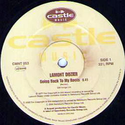 LAMONT DOZIER - Going Back To My Roots