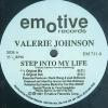 VALERIE JOHNSON - Step Into My Life