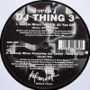 VARIOUS ARTISTES - It's A DJ Thing 3