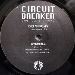 CIRCUIT BREAKER - Experiments In Sound