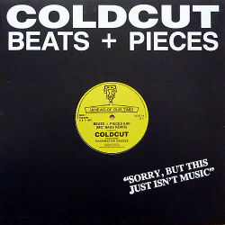 COLDCUT feat FLOORMASTER SQUEEZE - Beats + Pices