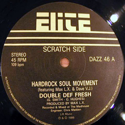 Hardrock Double Def Fresh