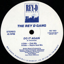 THE REY D GANG - Do It Again