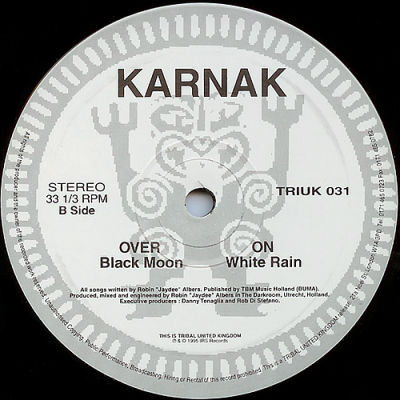 karnak black personals Karnak - tribal united kingdom label karnak - black moon confusion in motion loading (black lozenge).