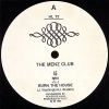 THE MENZ CLUB / THE MAX - Burn The House/People Of All Nations
