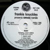 FRANKIE KNUCKLES presents SATOSHI TOMIIE feat ROBERT OWENS - Tears