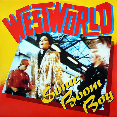 Westworld Sonic Boom Boy Rca Records