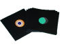 "12""/Lp Card Sleeve Black with Centerhole"