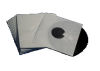 "12""/Lp Innersleeves Polylined Deluxe White Paper Antistatic"