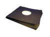 "12""/LP Innersleeves Polylined Deluxe Black Paper Antistatic"