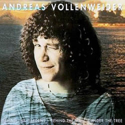 ANDREAS VOLLENWEIDER - Behind The Gardens, Behind The Wall, Under The Tree...