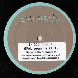 GPAL presents GHOS - Beneath The Surface Ep