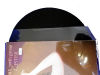 "12""/LP Plastic Sleeve High Glossy With Flap - Not Sealable"