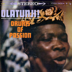 OLATUNJI! ‎– Drums Of Passion